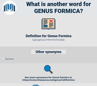 Genus Formica, synonym Genus Formica, another word for Genus Formica, words like Genus Formica, thesaurus Genus Formica