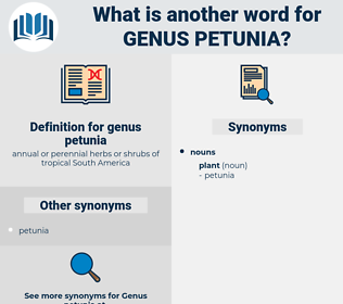 genus petunia, synonym genus petunia, another word for genus petunia, words like genus petunia, thesaurus genus petunia