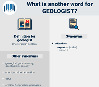 geologist, synonym geologist, another word for geologist, words like geologist, thesaurus geologist
