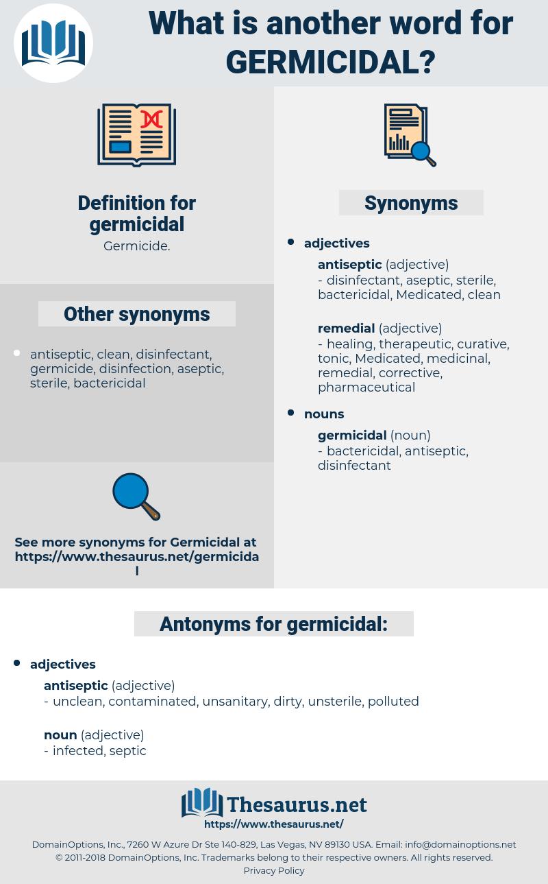germicidal, synonym germicidal, another word for germicidal, words like germicidal, thesaurus germicidal