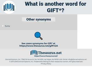 gift, synonym gift, another word for gift, words like gift, thesaurus gift