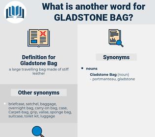 Gladstone Bag, synonym Gladstone Bag, another word for Gladstone Bag, words like Gladstone Bag, thesaurus Gladstone Bag