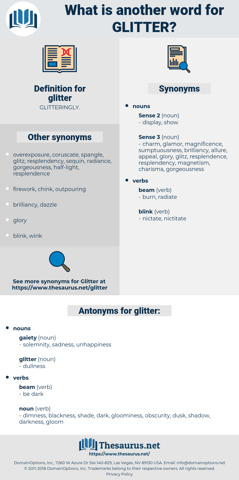 glitter, synonym glitter, another word for glitter, words like glitter, thesaurus glitter