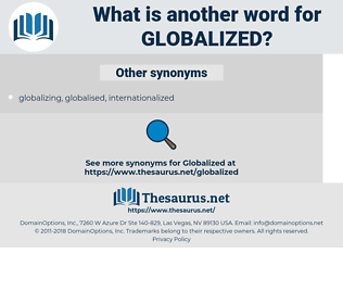 globalized, synonym globalized, another word for globalized, words like globalized, thesaurus globalized
