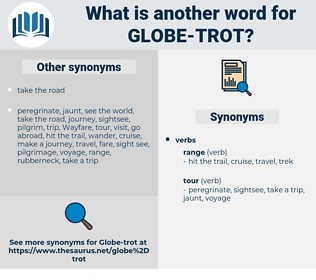 globe trot, synonym globe trot, another word for globe trot, words like globe trot, thesaurus globe trot