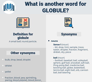 globule, synonym globule, another word for globule, words like globule, thesaurus globule