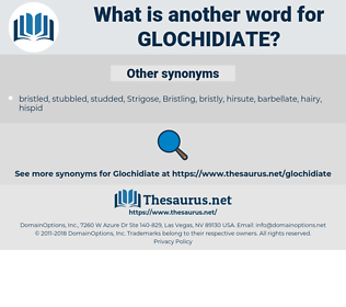 Glochidiate, synonym Glochidiate, another word for Glochidiate, words like Glochidiate, thesaurus Glochidiate