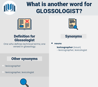 Glossologist, synonym Glossologist, another word for Glossologist, words like Glossologist, thesaurus Glossologist
