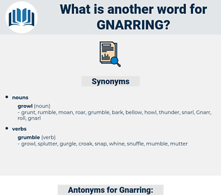 Gnarring, synonym Gnarring, another word for Gnarring, words like Gnarring, thesaurus Gnarring
