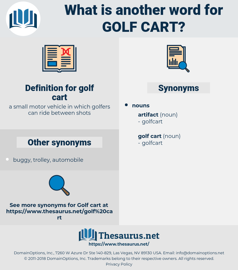 golf cart, synonym golf cart, another word for golf cart, words like golf cart, thesaurus golf cart