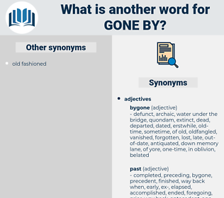 gone-by, synonym gone-by, another word for gone-by, words like gone-by, thesaurus gone-by