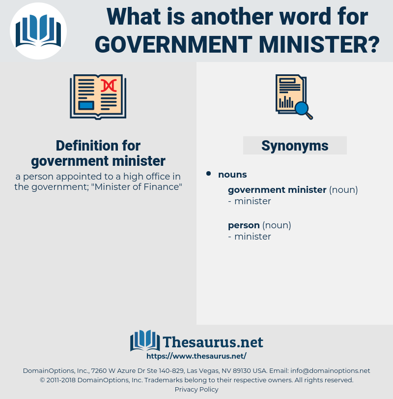 government minister, synonym government minister, another word for government minister, words like government minister, thesaurus government minister