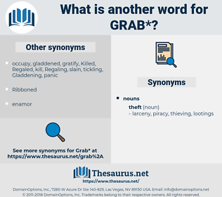 grab, synonym grab, another word for grab, words like grab, thesaurus grab
