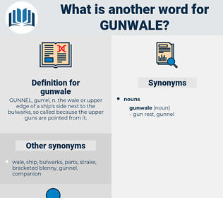 gunwale, synonym gunwale, another word for gunwale, words like gunwale, thesaurus gunwale