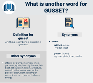 gusset, synonym gusset, another word for gusset, words like gusset, thesaurus gusset