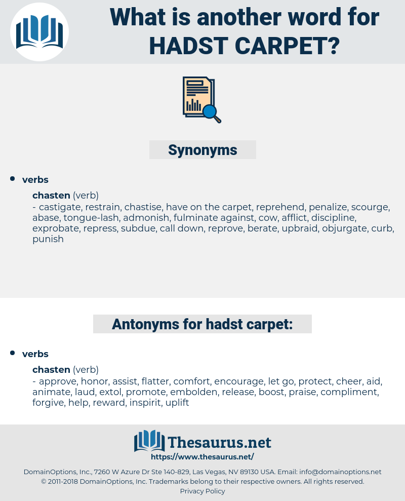 hadst carpet, synonym hadst carpet, another word for hadst carpet, words like hadst carpet, thesaurus hadst carpet