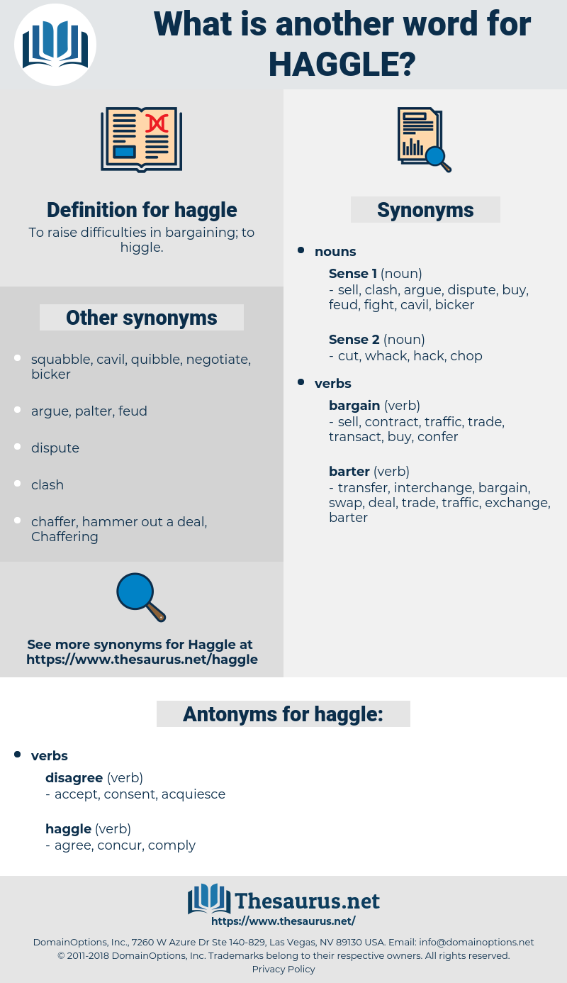 haggle, synonym haggle, another word for haggle, words like haggle, thesaurus haggle