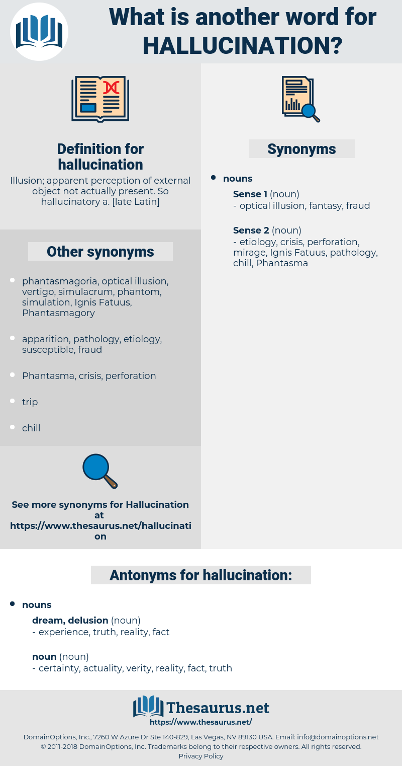 hallucination, synonym hallucination, another word for hallucination, words like hallucination, thesaurus hallucination