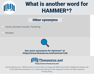 hammer, synonym hammer, another word for hammer, words like hammer, thesaurus hammer