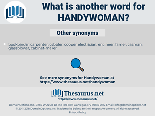 handywoman, synonym handywoman, another word for handywoman, words like handywoman, thesaurus handywoman