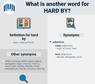 hard by, synonym hard by, another word for hard by, words like hard by, thesaurus hard by