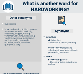 hardworking, synonym hardworking, another word for hardworking, words like hardworking, thesaurus hardworking