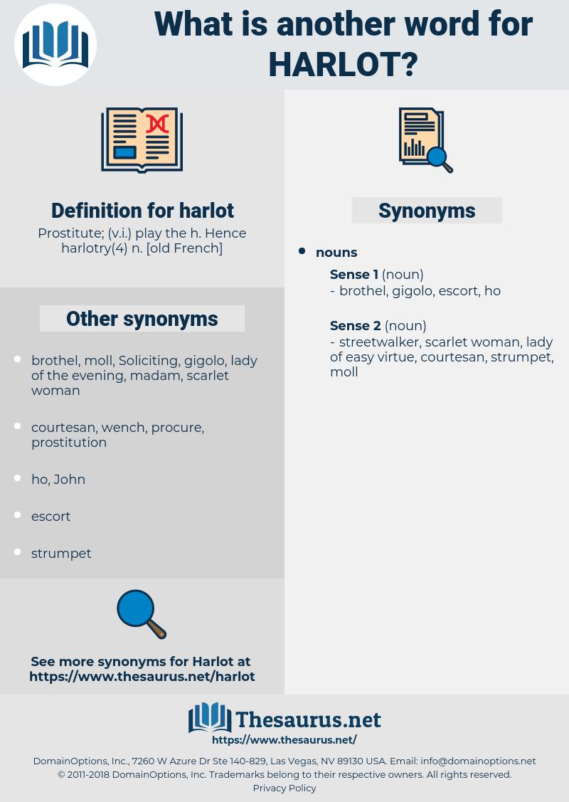 harlot, synonym harlot, another word for harlot, words like harlot, thesaurus harlot