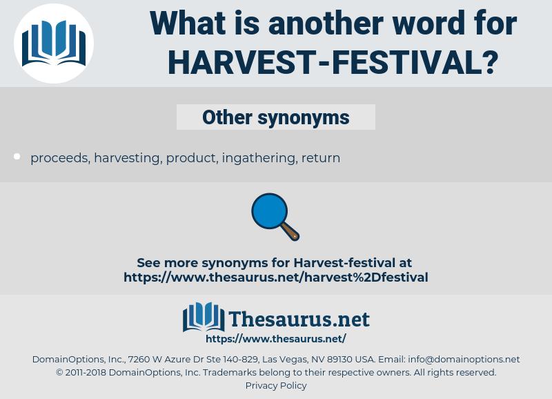 harvest festival, synonym harvest festival, another word for harvest festival, words like harvest festival, thesaurus harvest festival