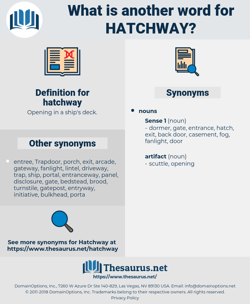 hatchway, synonym hatchway, another word for hatchway, words like hatchway, thesaurus hatchway