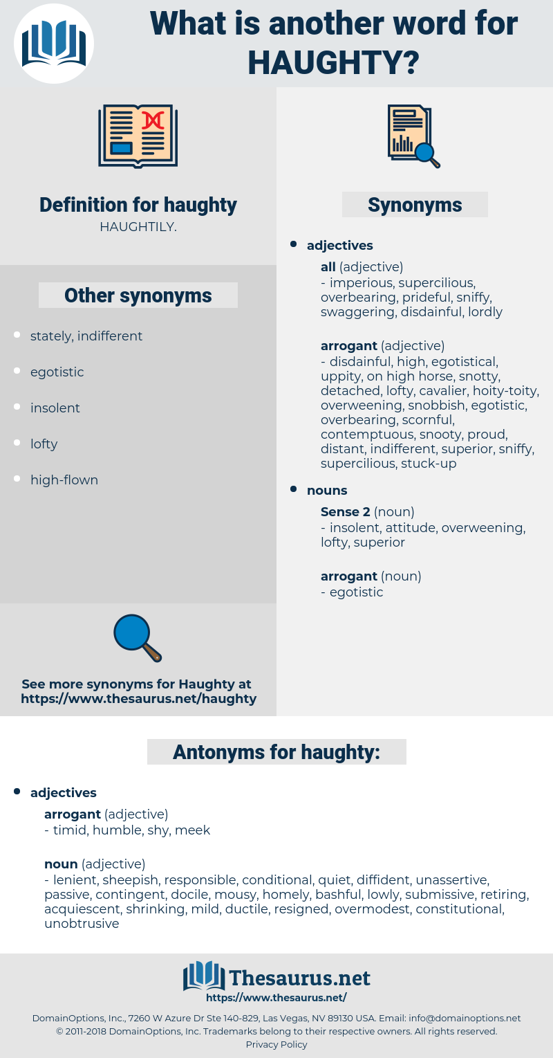 haughty, synonym haughty, another word for haughty, words like haughty, thesaurus haughty