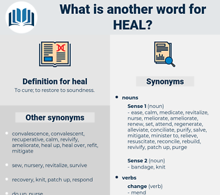 heal, synonym heal, another word for heal, words like heal, thesaurus heal