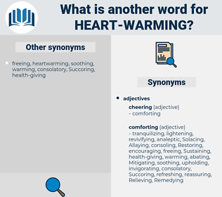 heart-warming, synonym heart-warming, another word for heart-warming, words like heart-warming, thesaurus heart-warming