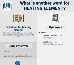 heating element, synonym heating element, another word for heating element, words like heating element, thesaurus heating element