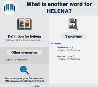 helena, synonym helena, another word for helena, words like helena, thesaurus helena