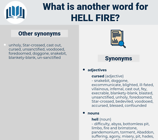 hell-fire, synonym hell-fire, another word for hell-fire, words like hell-fire, thesaurus hell-fire