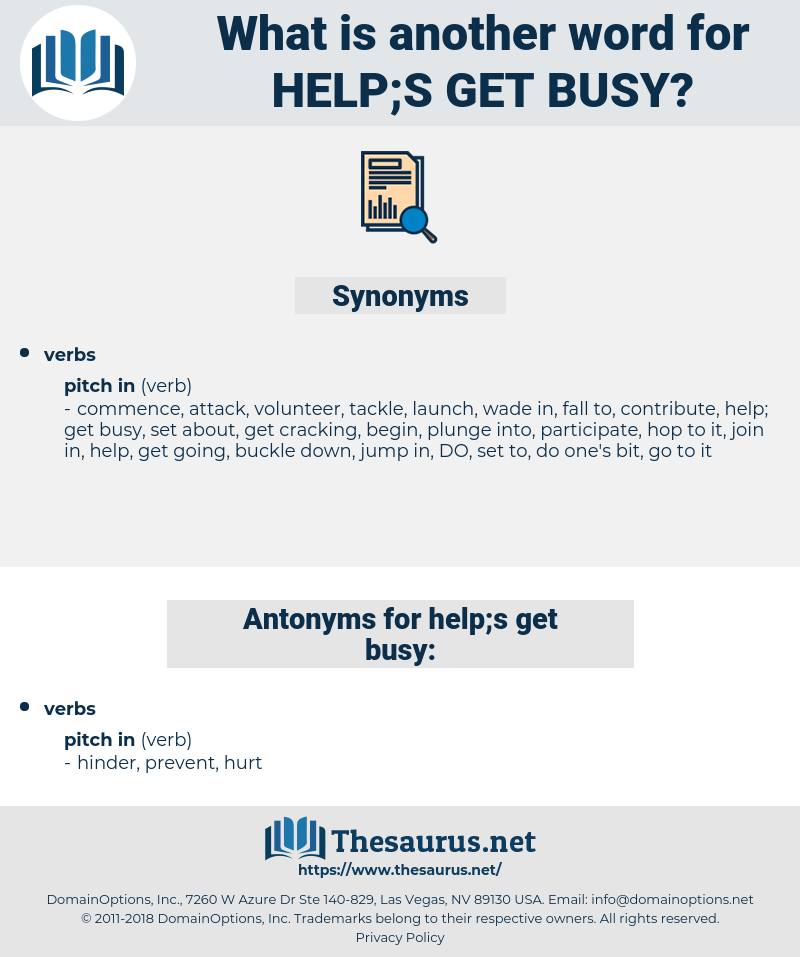 help;s get busy, synonym help;s get busy, another word for help;s get busy, words like help;s get busy, thesaurus help;s get busy