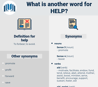 help, synonym help, another word for help, words like help, thesaurus help