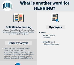 herring, synonym herring, another word for herring, words like herring, thesaurus herring