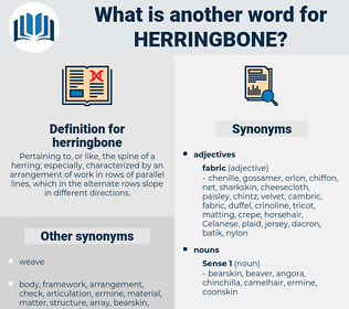herringbone, synonym herringbone, another word for herringbone, words like herringbone, thesaurus herringbone