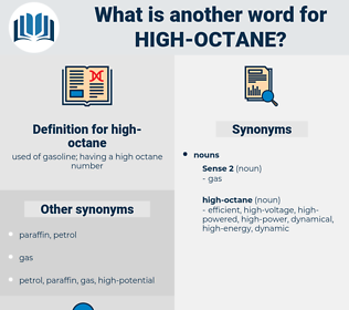 high-octane, synonym high-octane, another word for high-octane, words like high-octane, thesaurus high-octane