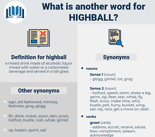 highball, synonym highball, another word for highball, words like highball, thesaurus highball