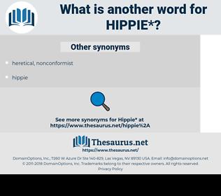 hippie, synonym hippie, another word for hippie, words like hippie, thesaurus hippie