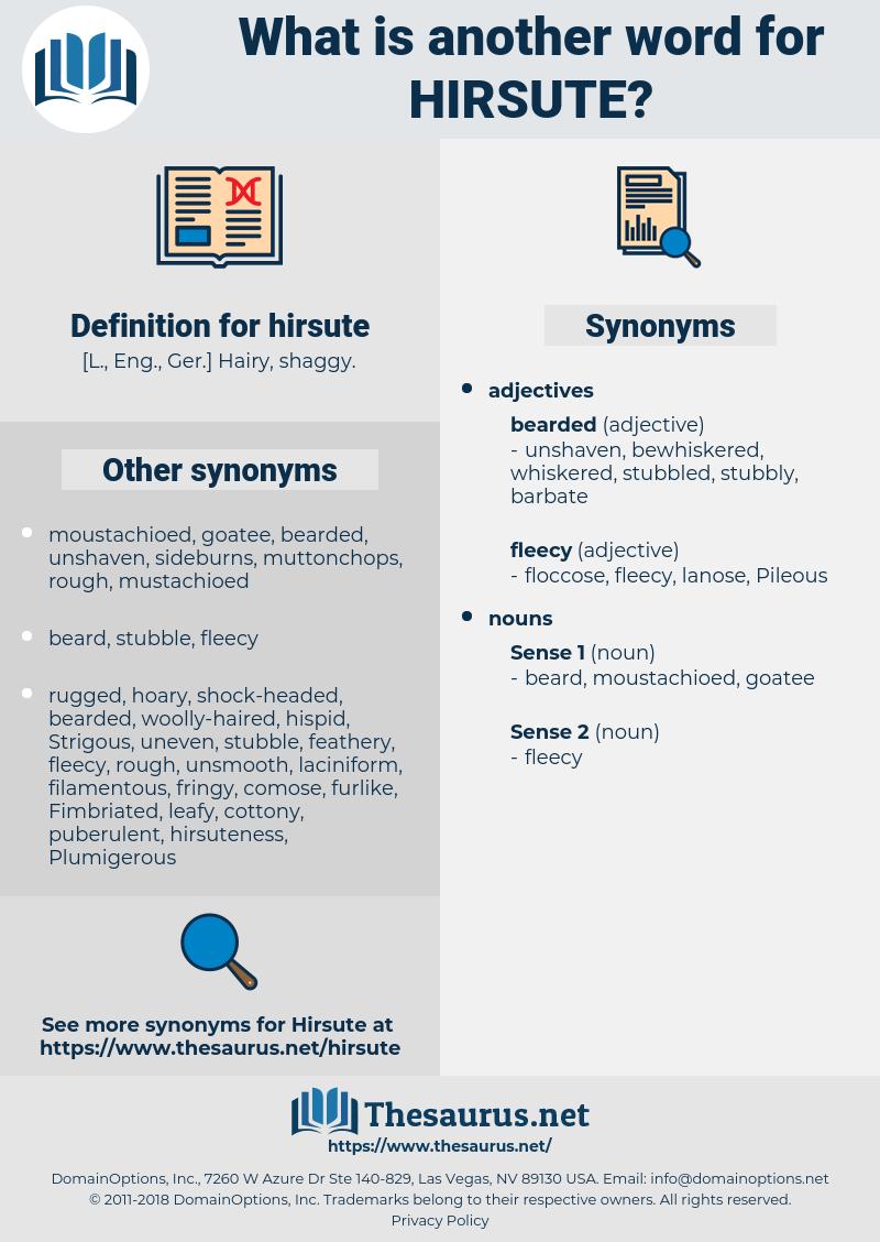 hirsute, synonym hirsute, another word for hirsute, words like hirsute, thesaurus hirsute