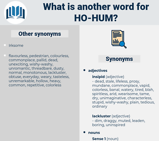 ho-hum, synonym ho-hum, another word for ho-hum, words like ho-hum, thesaurus ho-hum