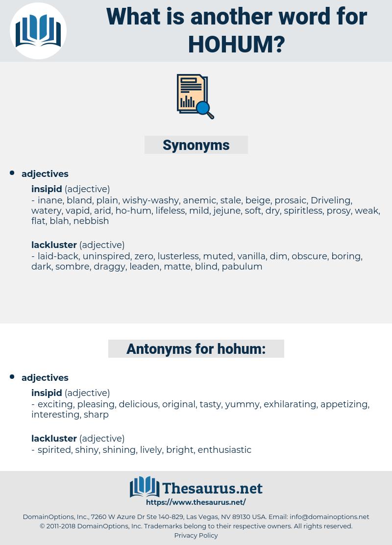 hohum, synonym hohum, another word for hohum, words like hohum, thesaurus hohum