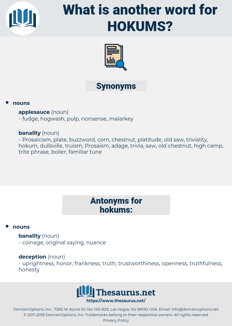 hokums, synonym hokums, another word for hokums, words like hokums, thesaurus hokums