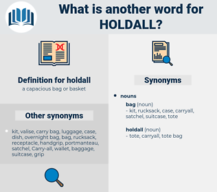holdall, synonym holdall, another word for holdall, words like holdall, thesaurus holdall