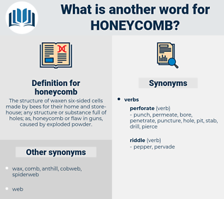honeycomb, synonym honeycomb, another word for honeycomb, words like honeycomb, thesaurus honeycomb