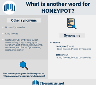honeypot, synonym honeypot, another word for honeypot, words like honeypot, thesaurus honeypot