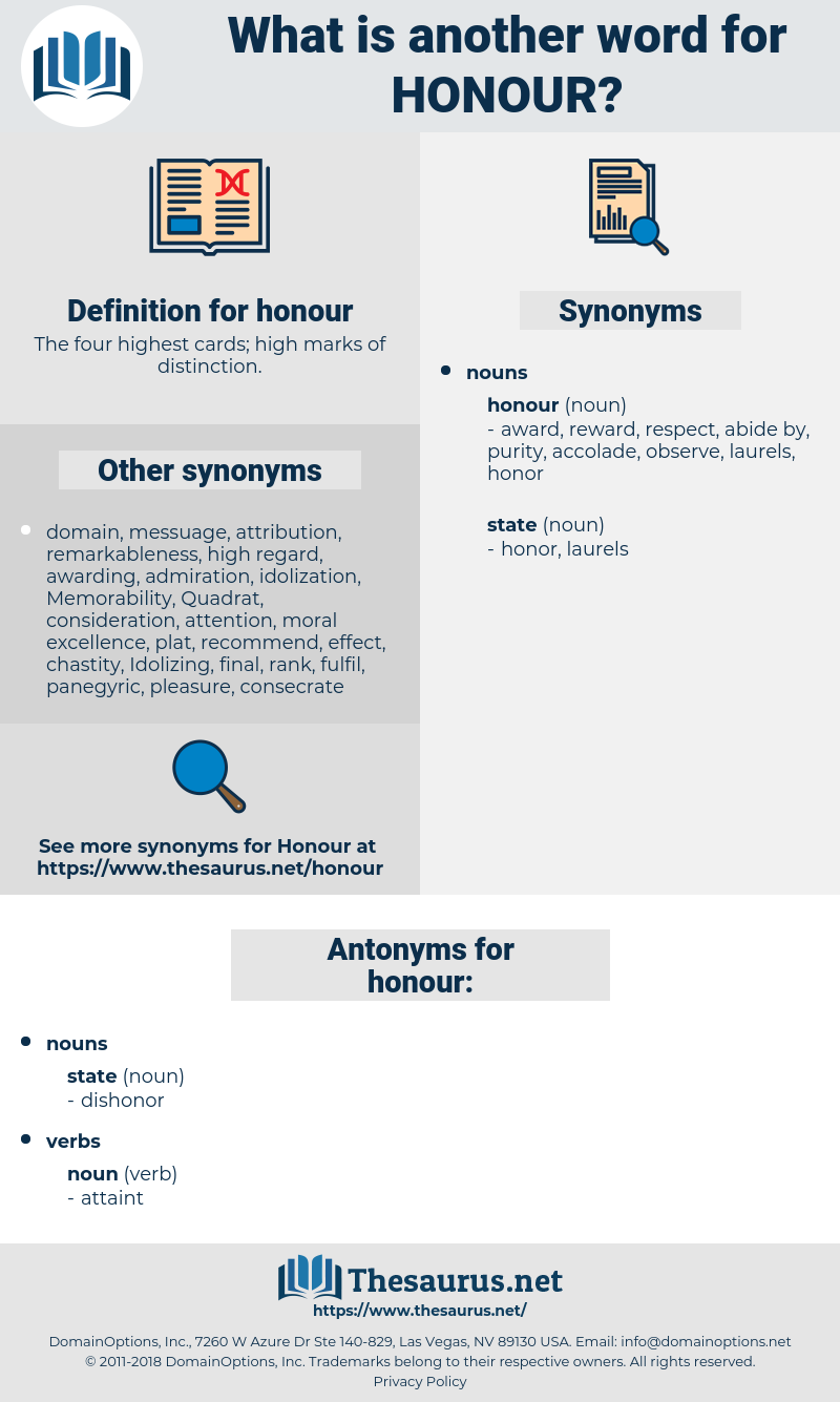 honour, synonym honour, another word for honour, words like honour, thesaurus honour